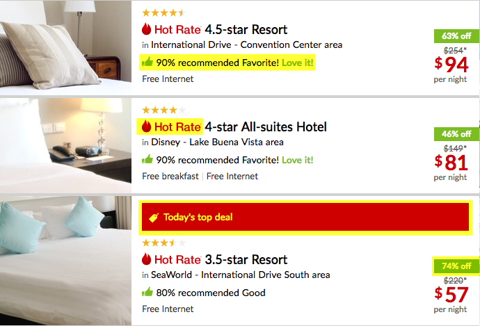 how to use hotwire for hotels